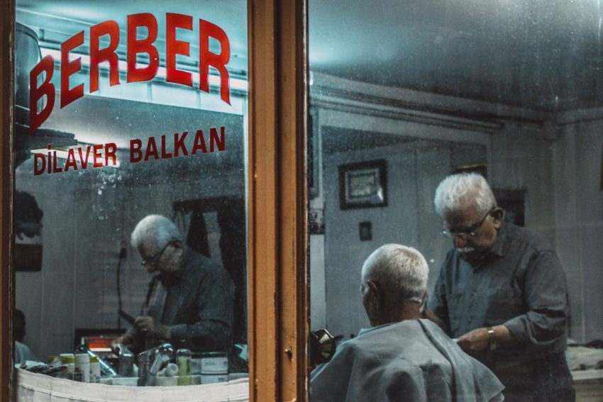 marketing 101 old istanbul barber